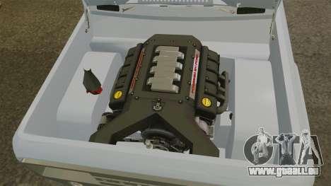 Ford Bronco Concept 2004 für GTA 4 Innenansicht