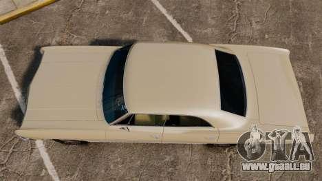 Chevrolet Impala 1967 für GTA 4 rechte Ansicht
