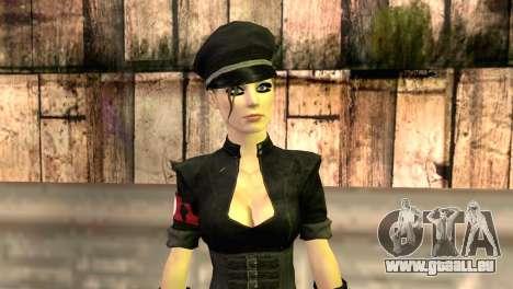 FGirL für GTA San Andreas dritten Screenshot