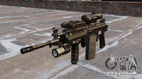 Fusil automatique tactique Galil pour GTA 4