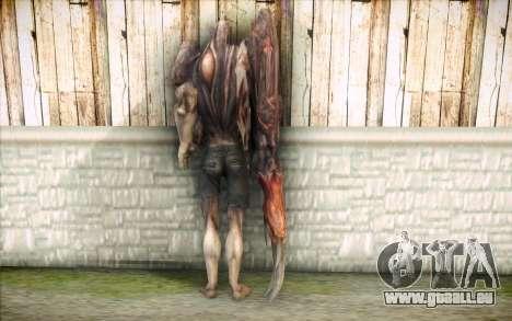 William Birkin für GTA San Andreas zweiten Screenshot