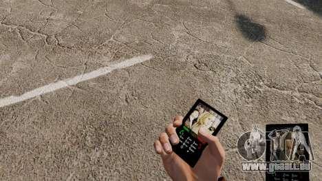 Thème héros pour votre téléphone pour GTA 4