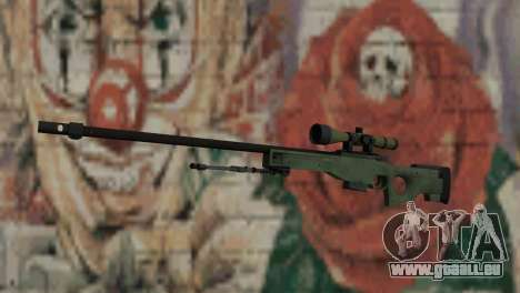 AWP from CS:GO pour GTA San Andreas
