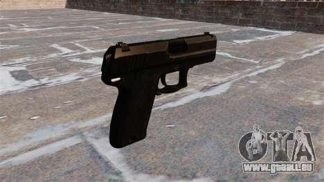 HK USP kompakte Pistole v1. 3 für GTA 4 Sekunden Bildschirm