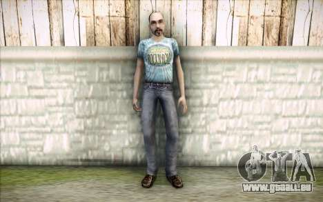 Oncle Dave pour GTA San Andreas