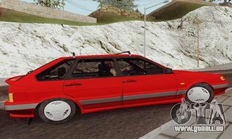 BA3-2114 für GTA San Andreas rechten Ansicht