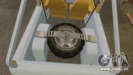 Ford Bronco Concept 2004 für GTA 4 obere Ansicht