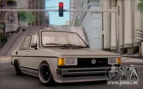Volkswagen Jetta MK1 für GTA San Andreas
