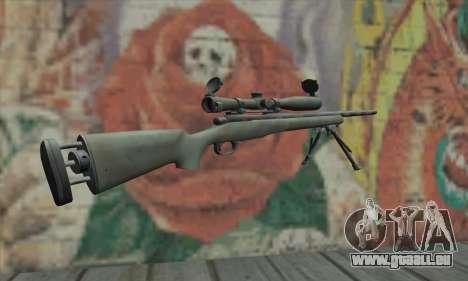 M24 für GTA San Andreas zweiten Screenshot