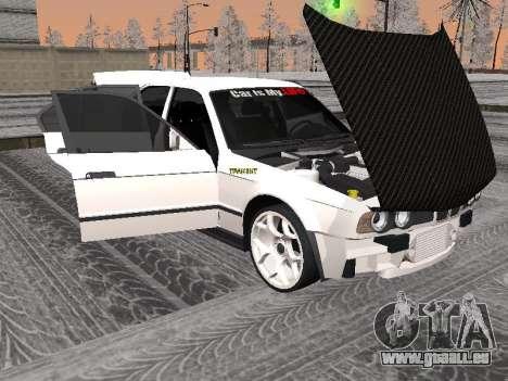 BMW 535i für GTA San Andreas rechten Ansicht