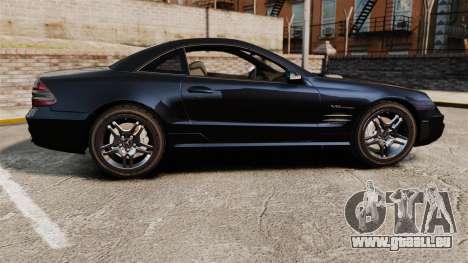 Mercedes-Benz SL65 AMG pour GTA 4 est une gauche