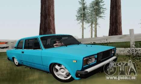 VAZ 2107 Coupe für GTA San Andreas