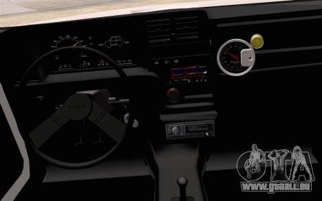 Fiat 147 Spazio-TR pour GTA San Andreas vue de droite