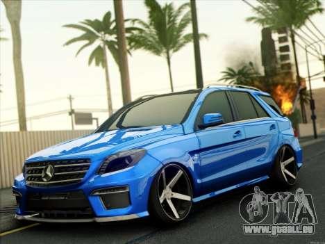 Mercedes-Benz ML63 AMG für GTA San Andreas