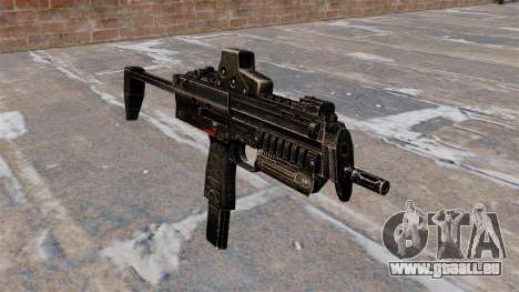 Maschinenpistole MP7 für GTA 4