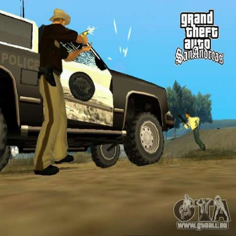 Neue Laden-screens für GTA San Andreas her Screenshot