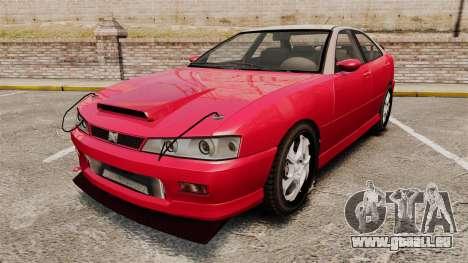 Chavos RSX pour GTA 4