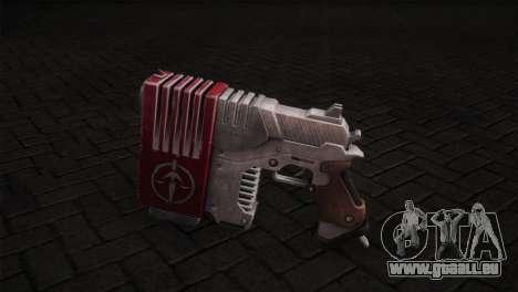Magnum Pistol pour GTA San Andreas