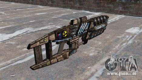Arme de fusion pour GTA 4 secondes d'écran
