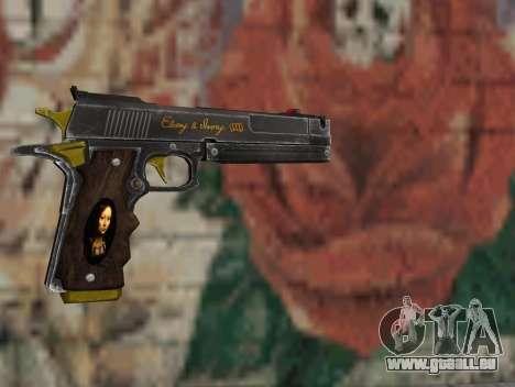 Ivori für GTA San Andreas zweiten Screenshot