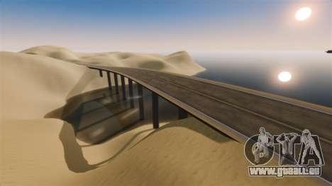 Lage von Desert Highway für GTA 4 fünften Screenshot