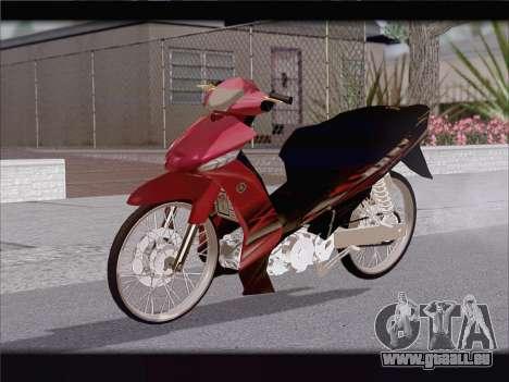 Yamaha Vega ZR für GTA San Andreas