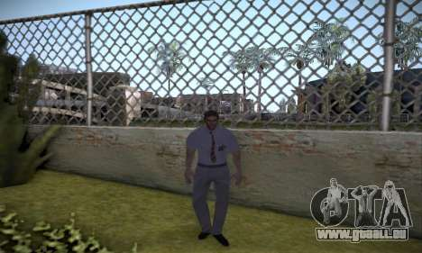 Spider man EOT Full Skins Pack für GTA San Andreas achten Screenshot