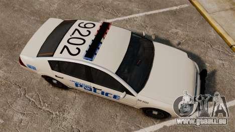 Pinnacle Police LCPD [ELS] pour GTA 4 est un droit