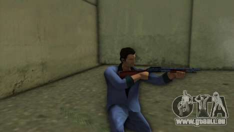Riot Gun 1897 für GTA Vice City dritte Screenshot