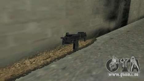 PM-98 Glauberite pour GTA Vice City