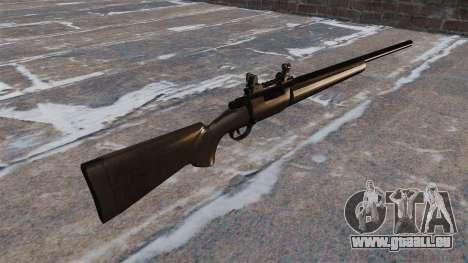 Remington 700-Scharfschützengewehr für GTA 4 Sekunden Bildschirm