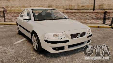 Volvo S60R für GTA 4