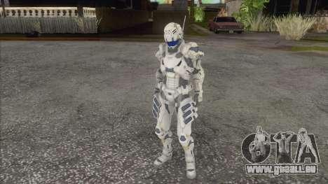 Vanquish pour GTA San Andreas deuxième écran