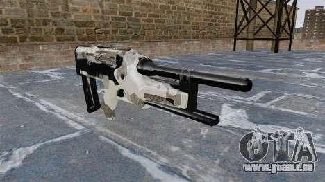 Crysis 2-Gewehr für GTA 4