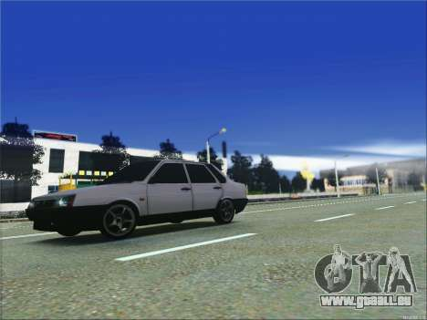 VAZ 21099 für GTA San Andreas rechten Ansicht