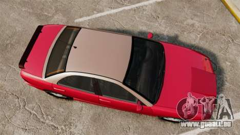 Chavos RSX für GTA 4 rechte Ansicht