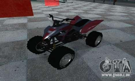 GTA 5 Blazer ATV für GTA San Andreas