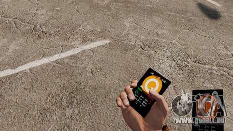 Das Thema für das Telefon Q-Dance für GTA 4