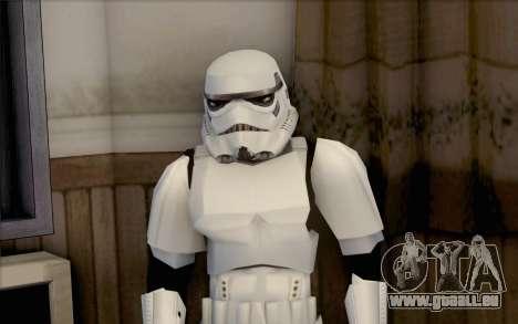Sturmtruppen aus Star Wars für GTA San Andreas