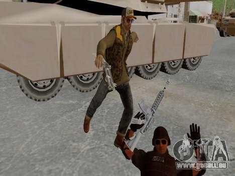 Trevor Phillips pour GTA San Andreas sixième écran