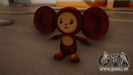 Cheburashka für GTA San Andreas
