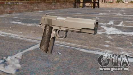 Colt M1911 Pistole für GTA 4
