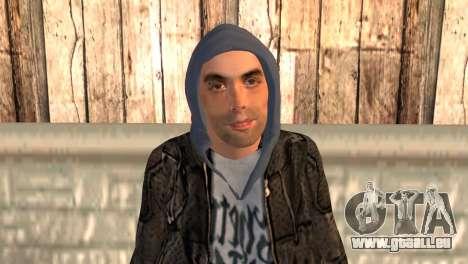 DUV für GTA San Andreas dritten Screenshot