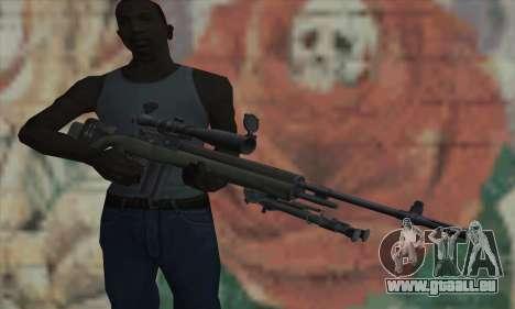 OSV für GTA San Andreas dritten Screenshot