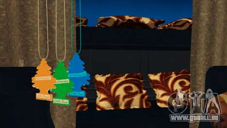 KAMAZ 5410 für GTA San Andreas obere Ansicht