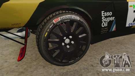 Lancia Delta S4 GroupB pour GTA 4 Vue arrière