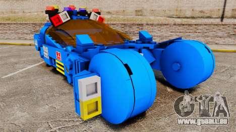 Lego Car Blade Runner Spinner [ELS] pour GTA 4