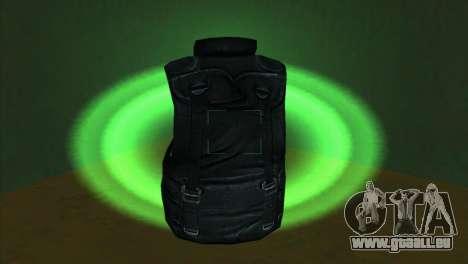 Armure de GTA IV GTA Vice City pour la troisième écran