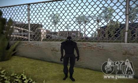 Spider man EOT Full Skins Pack pour GTA San Andreas neuvième écran