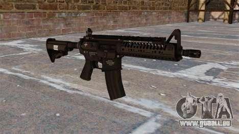 Automatique carabine M4 VLTOR pour GTA 4